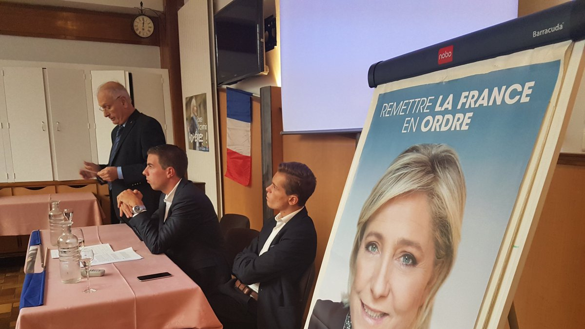 Allier : le Front Nationel s'en remet aux plus jeunes