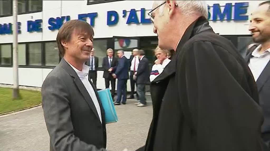 REPLAY. Revoir le débat sur la pollution de l'air entre Nicolas Hulot et les associations à Chamonix