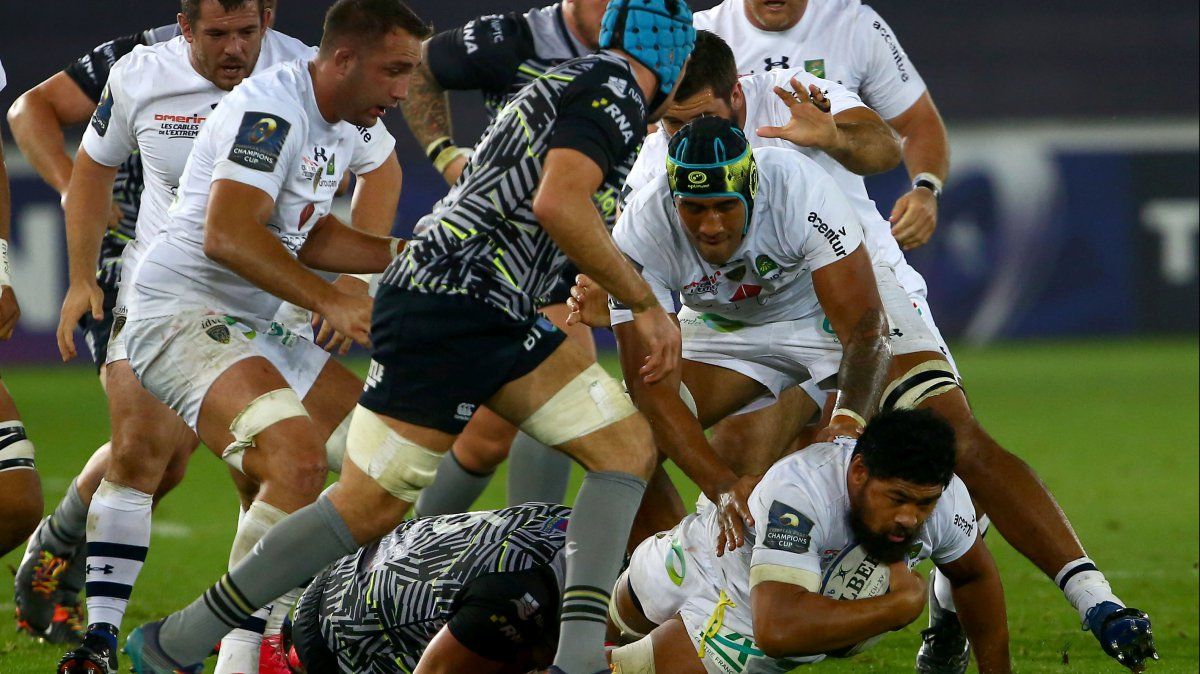 Champions Cup. Clermont s'impose contre les Ospreys (26-21)