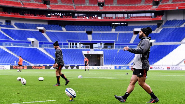 "Lyon : la France retrouve les ""All blacks"" pour un match de gala"