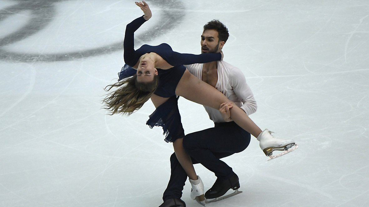 REPLAY. Revoir les programmes courts des Internationaux de France de Patinage Artistique de Grenoble