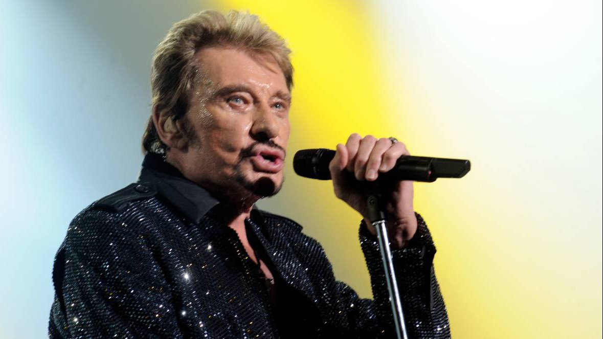 VIDEOS. Les images du concert de Johnny Hallyday au Stade des Alpes à Grenoble en 2009