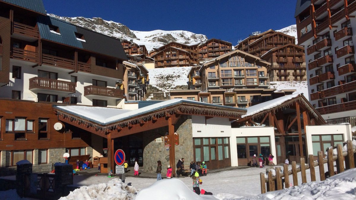 L'école de Val Thorens / © France 3