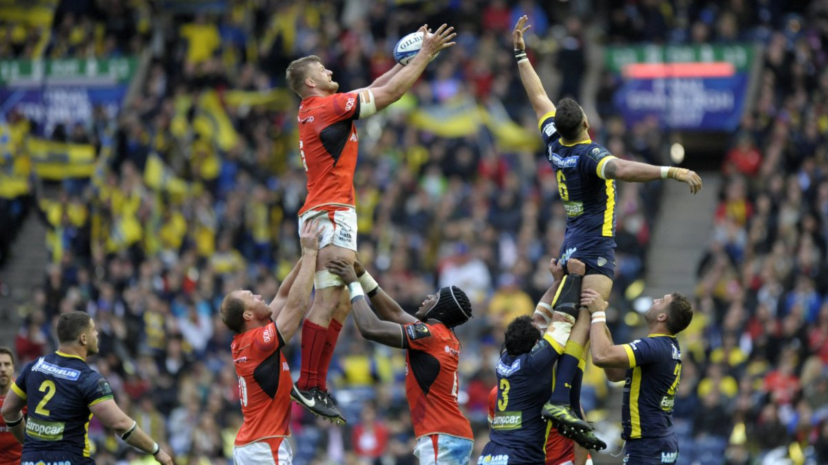 DIRECT VIDEO. Champions Cup : suivez le match Saracens/ASM Clermont Auvergne à 18h30