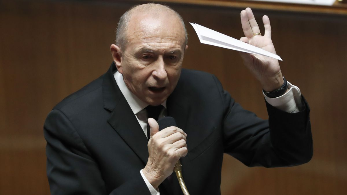 Migrants : Gérard Collomb agacé de