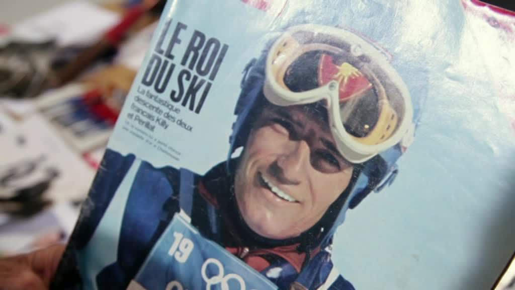 "REPLAY. Revoir le documentaire ""Jean-Claude Killy, un temps d'avance"""