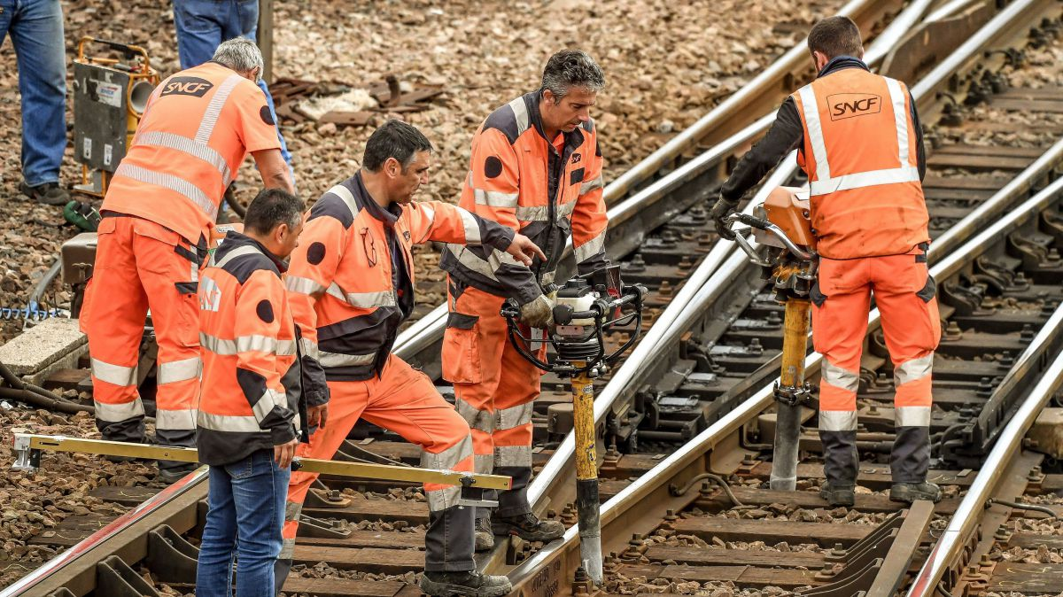 Pas de train entre Paris et Clermont-Ferrand du 31 mars au 1er avril