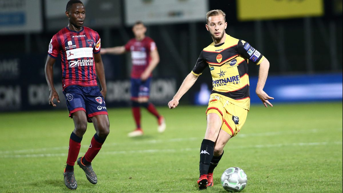 Clermont Foot entame le sprint final pour l'accession en Ligue 1