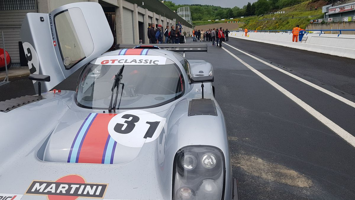 L'Historic tour, au circuit de Charade, les 26 et 27 mai 2018. / © A.Albert/France 3 Auvergne