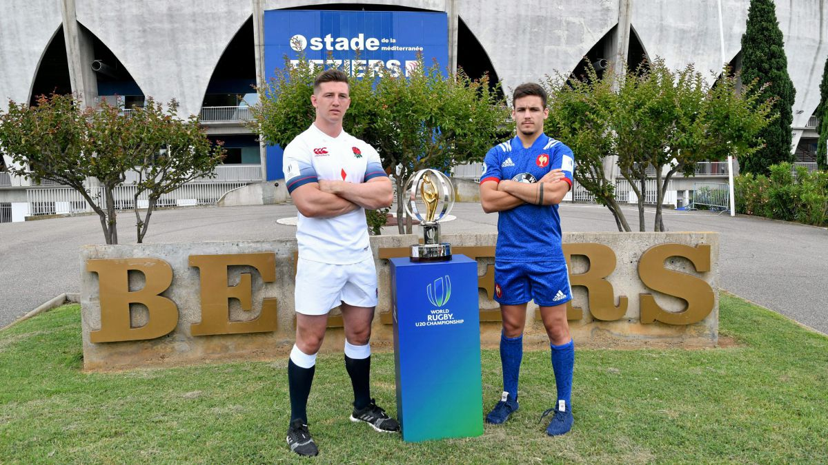 VIDEO DIRECT. France-Angleterre : suivez la finale du championnat du monde U20 de rugby