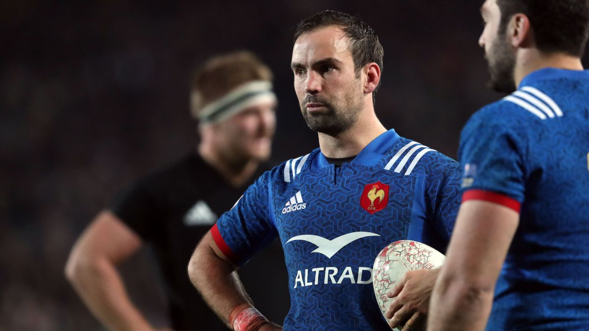 XV de France : Parra capitaine face aux Blacks