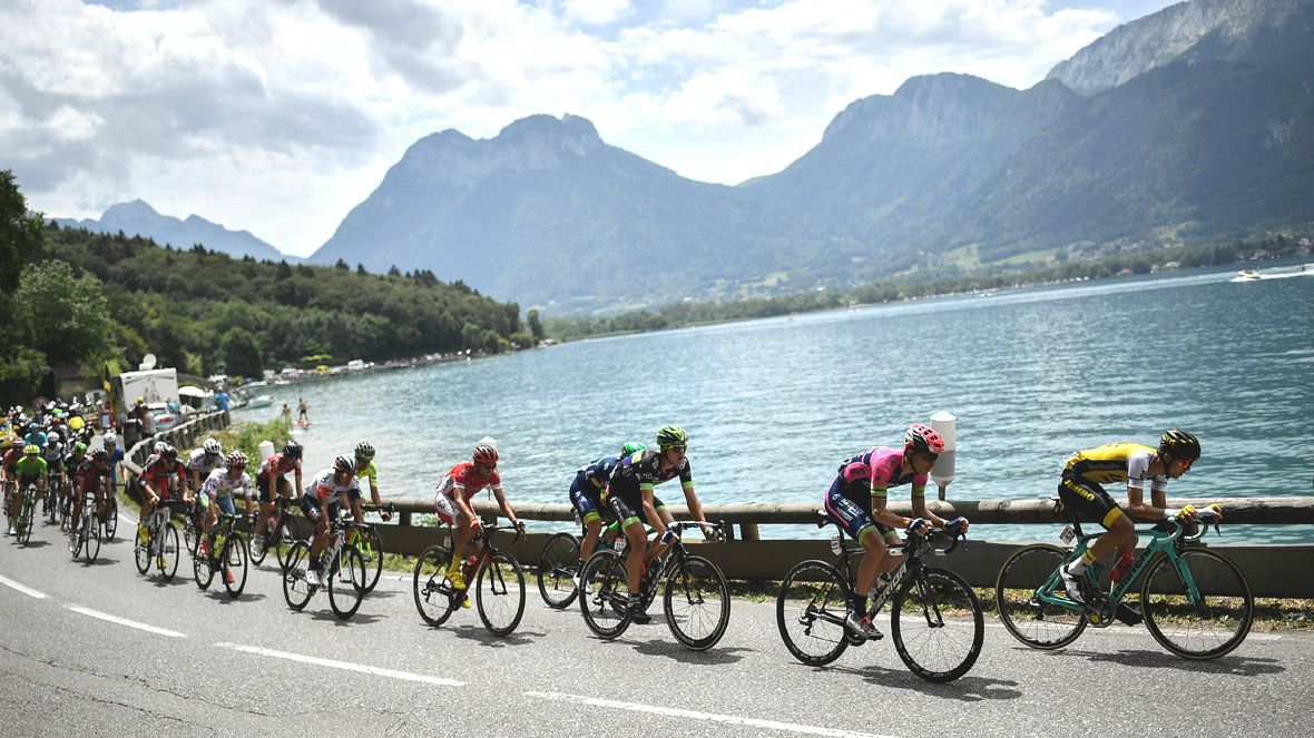 REPLAY VIDEO. Tour de France 2018 : revoir la 10e étape entre Annecy et Le Grand-Bornand