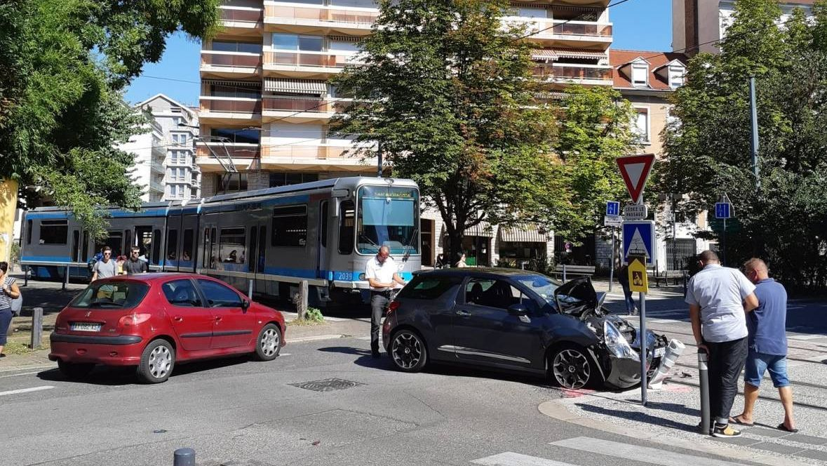 Interruption de circulation sur le tram A de Grenoble