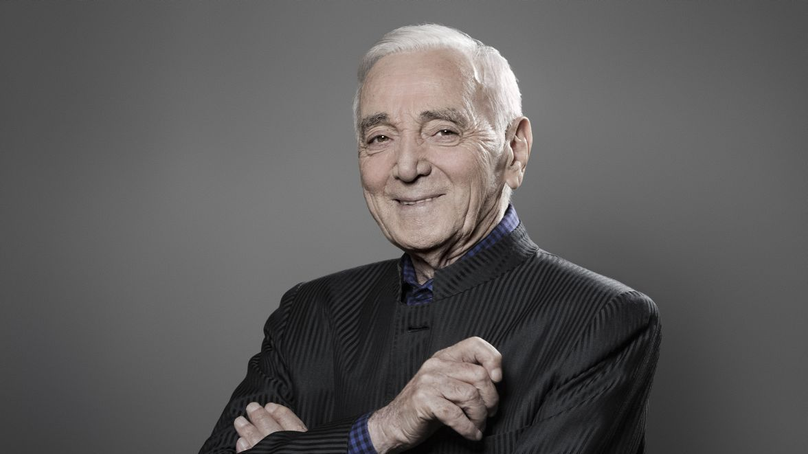 Charles Aznavour - Photo d'illustration / © JOEL SAGET / AFP