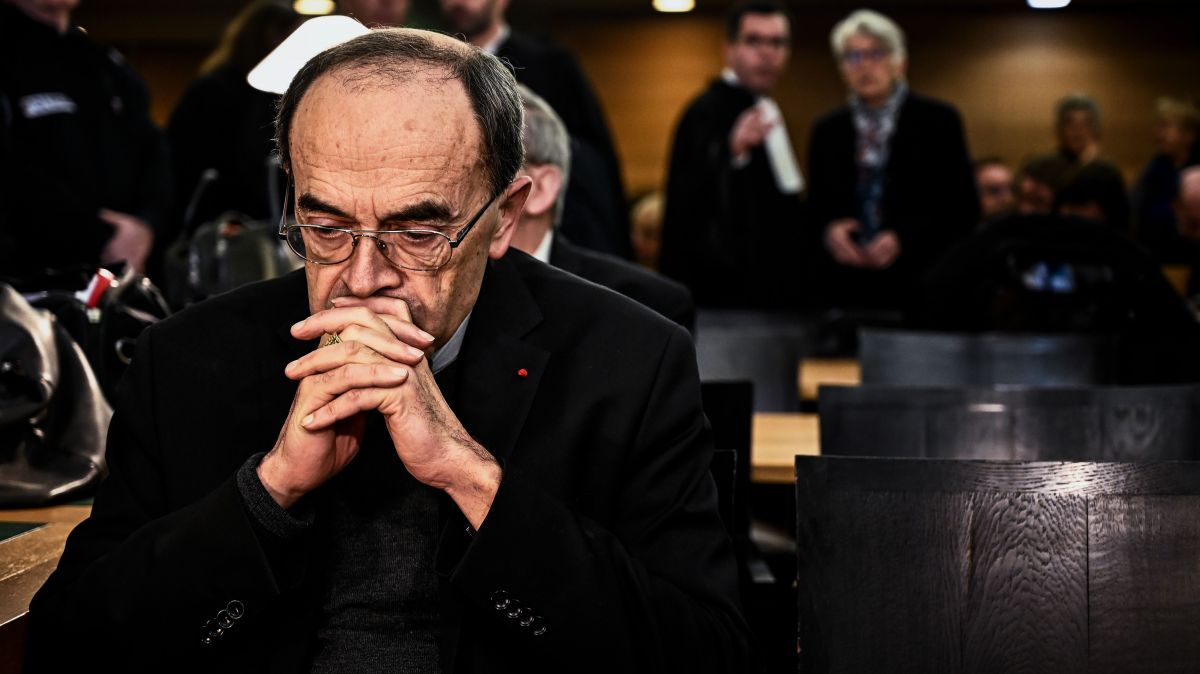 DIRECT. Aucune condamnation requise au procès de Mgr Barbarin