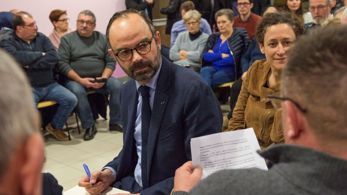 Grand débat national : Edouard Philippe s'invite à Lenax, petit village de l'Allier