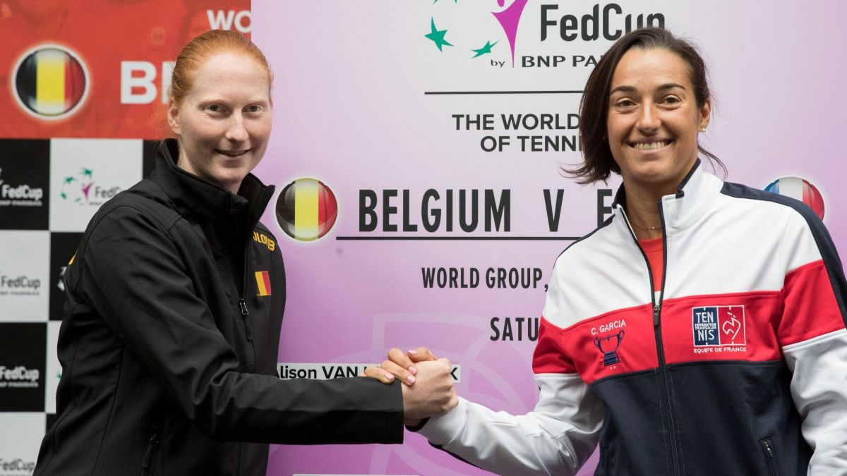 DIRECT VIDEO. FED CUP (tennis) : suivez le 1/4 de finale Belgique / France samedi à partir de 14h30