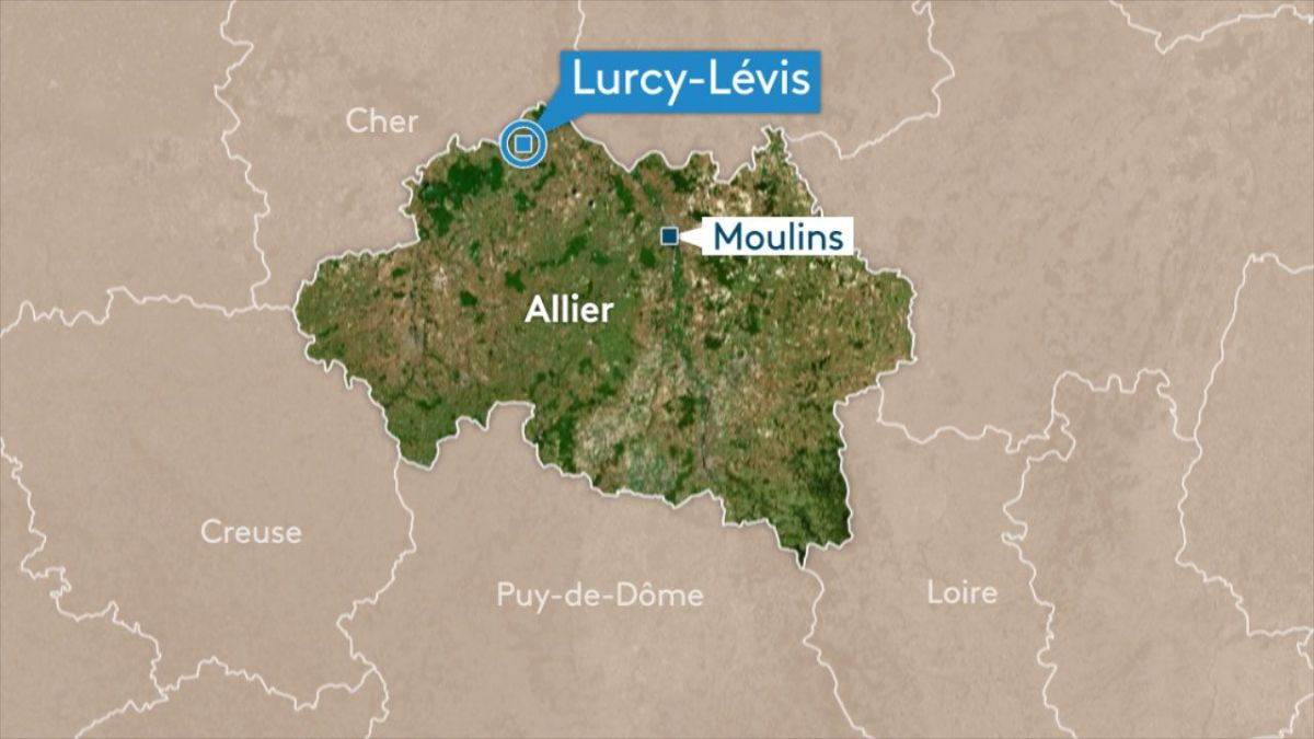 Allier : grave accident de side-car sur le circuit de Lurcy Lévis