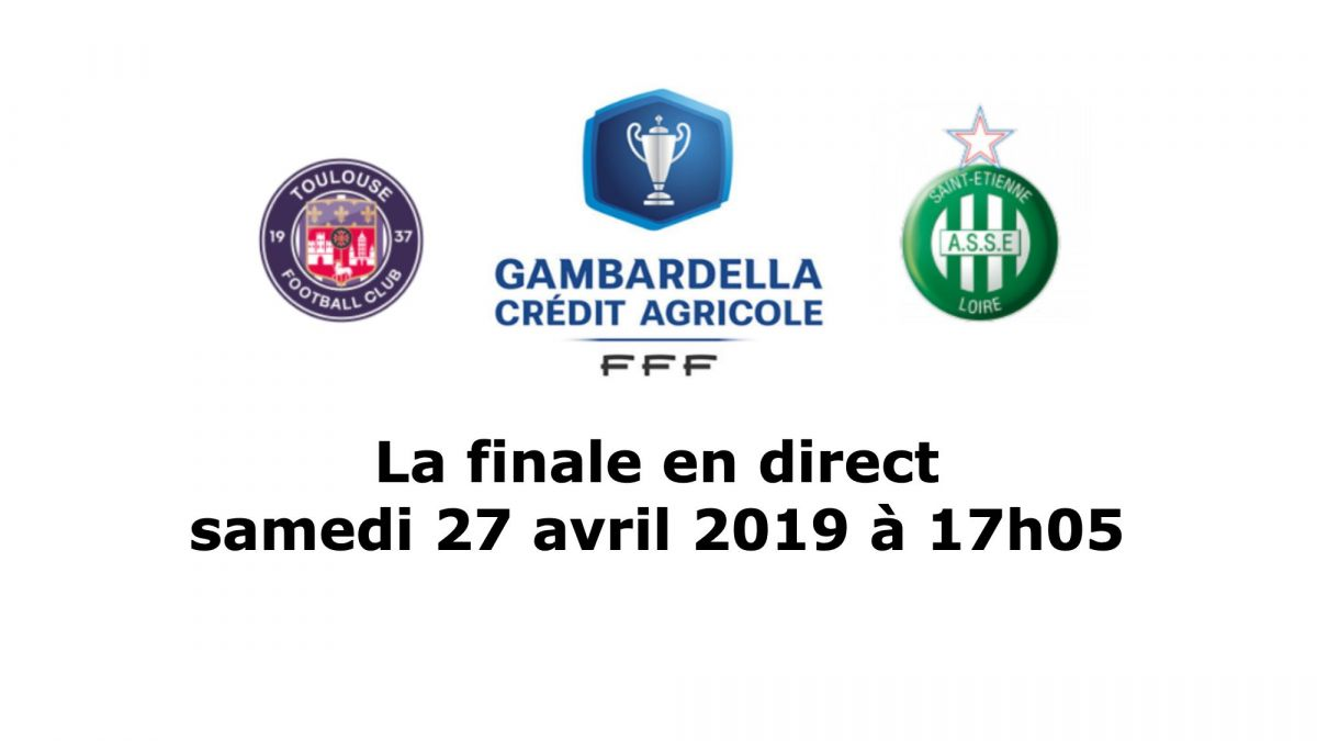 DIRECT VIDEO. Coupe Gambardella : suivez la finale Toulouse FC / AS Saint-Etienne | Samedi à 17h05