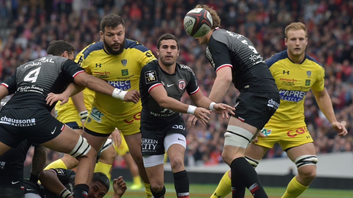 Finale du Top 14 : Toulouse favori face à l'ASM Clermont Auvergne