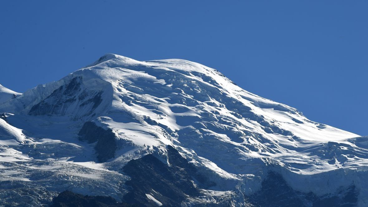 Le Mont-Blanc - Photo d'illustration / © JEAN-PIERRE CLATOT / AFP