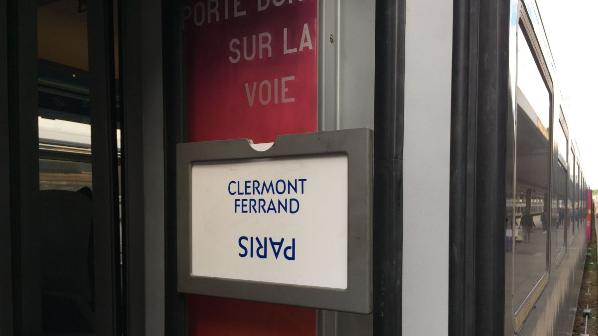 "Train Clermont-Paris : ""Clermont-Ferrand mérite mieux que cela"""