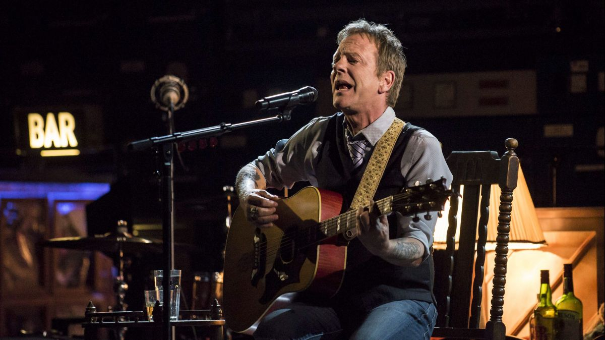 Craponne-sur-Arzon : ''Jack Bauer'' au Festival de country The Green Escape