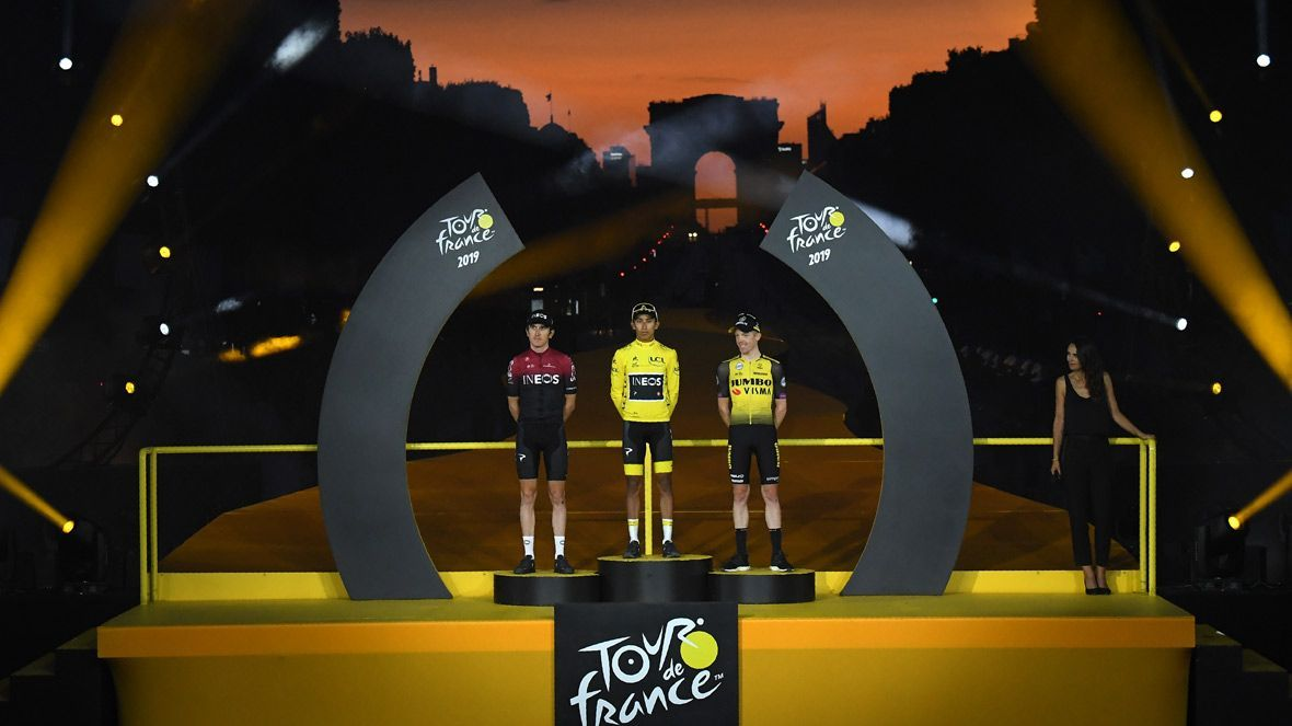 DIRECT VIDEO. Tour de France 2020 : suivez la présentation officielle à partir de 11h30