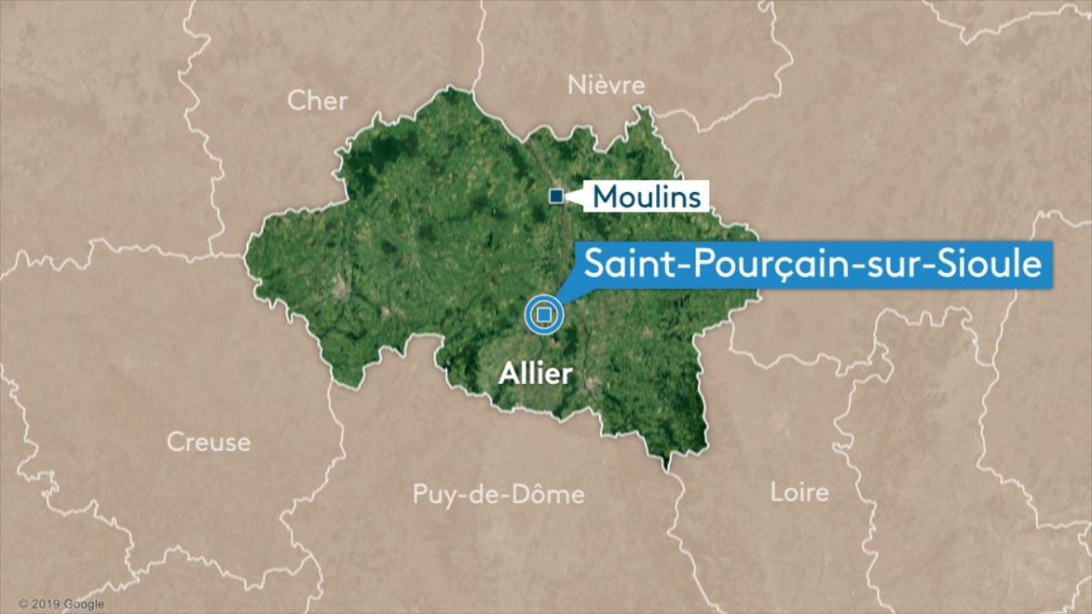 Allier : accident mortel à Saint-Pourçain-sur-Sioule