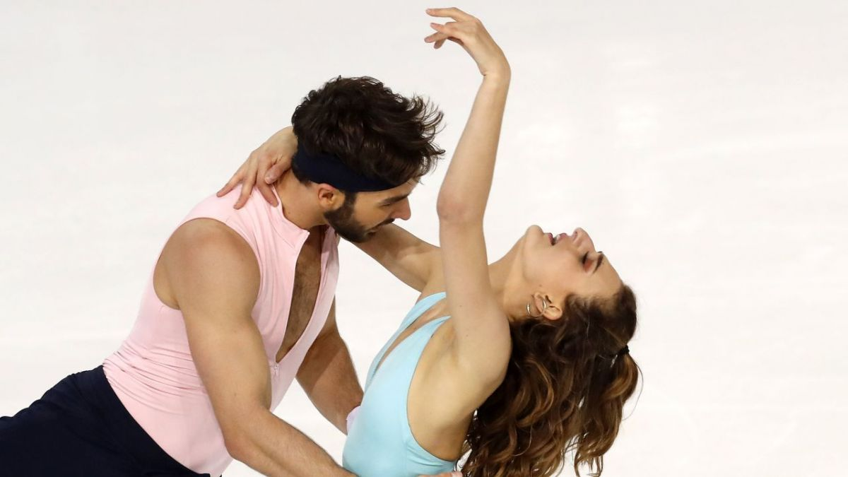 VIDEOS. Les premières images de la performance du couple Papadakis-Cizeron aux Internationaux de Patinage de Grenoble