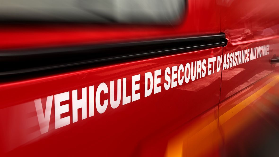 Allier : 4 blessés dans un accident de la route