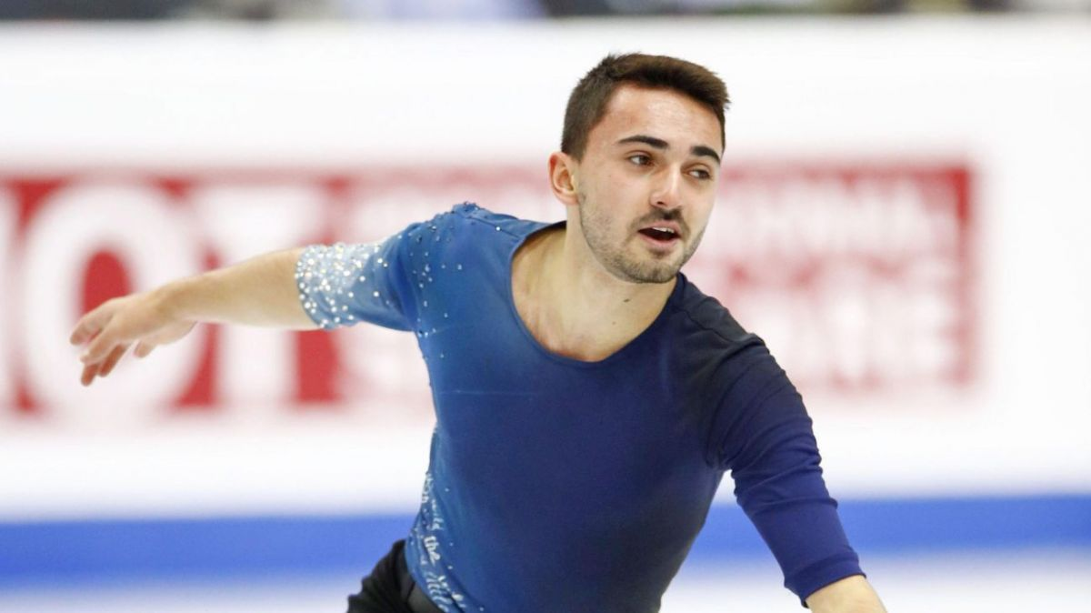 DIRECT VIDEO. Championnats d'Europe de patinage : suivez le programme de l'Isérois Kévin Aymoz
