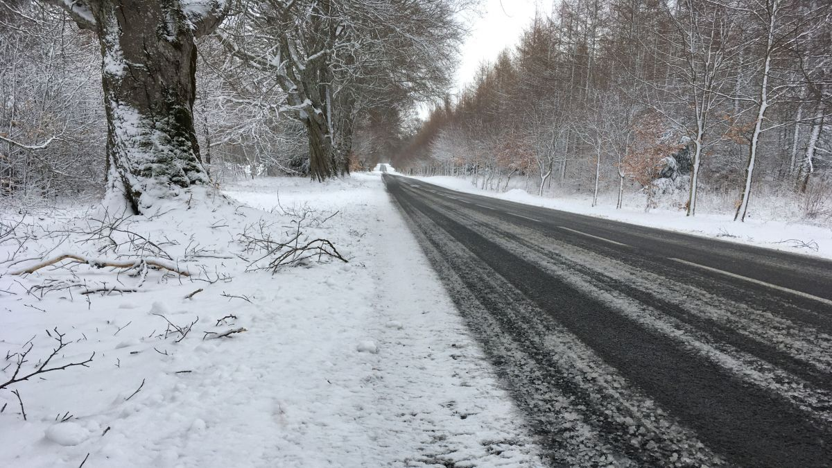 METEO. Neige en Auvergne : vos conditions de circulation