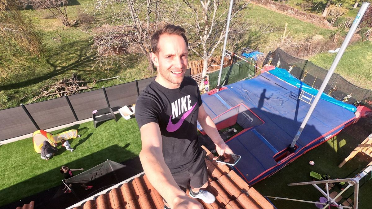 VIDEO. Coronavirus : quand Renaud Lavillenie raconte son confinement avec humour