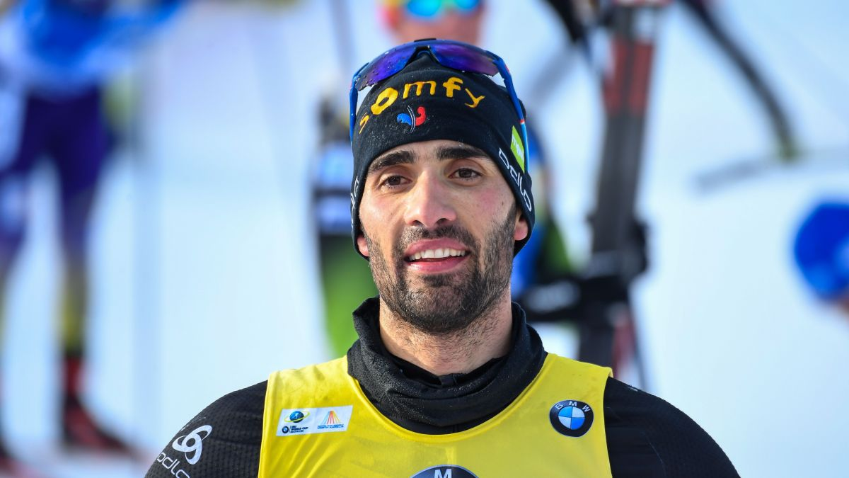 "VIDEO. Coronavirus : le ""tuto"" humoristique de Martin Fourcade sur le port du masque"