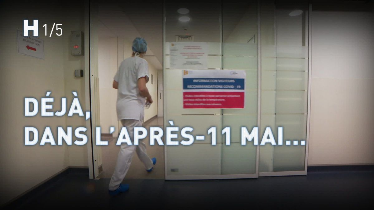 "Déconfinement : ""on redoute la 2e vague"", l'hôpital de Montélimar reste en alerte face au coronavirus"