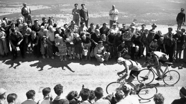 "Fausto Coppi, ""le plus grand"" selon Raphaël Géminiani"
