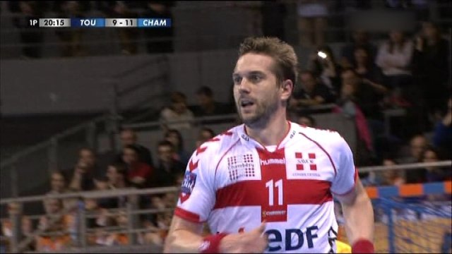Guillaume Gille à Toulouse / © France 3