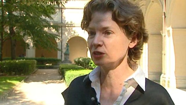 Sylvie Ramond- Archives 2010 / © France3 RA