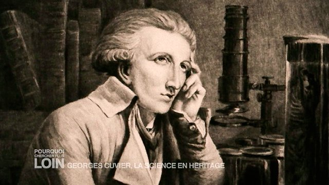 Georges Cuvier, la science en héritage