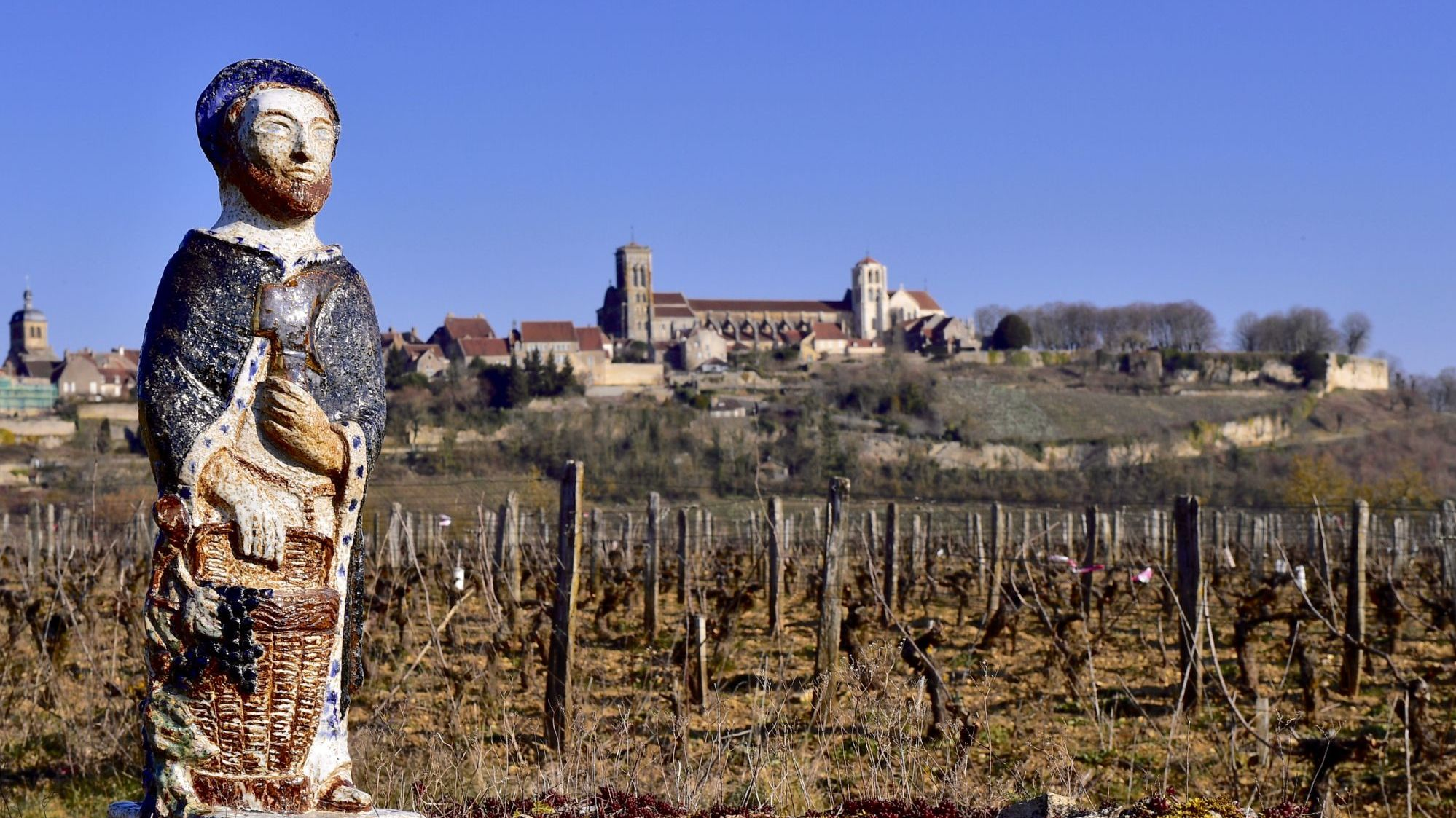 Saint-Vincent Tournante 2019 à Vézelay