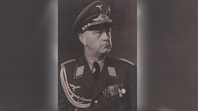 Le colonel Ludwig Fabricius / © France 3 Bourgogne