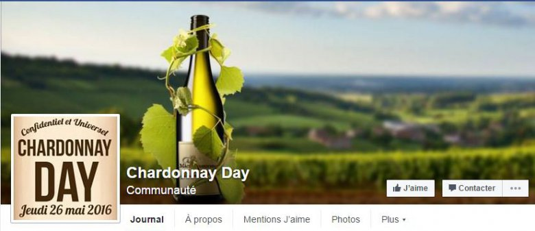 © Facebook Chardonnay Day