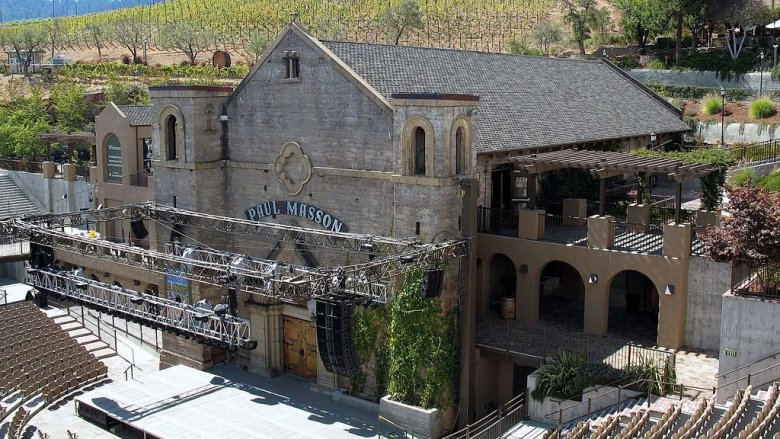 The Mountain Winery aujourd'hui. / © Sanfranman59 - Licence CC by Wikipedia