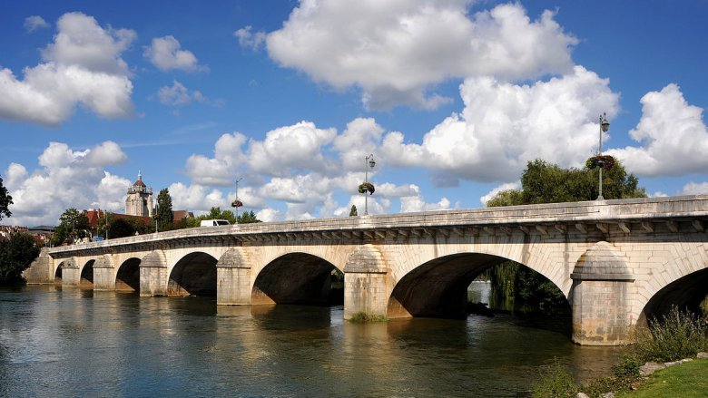 Pont Louis XV / © Хрюша / Licence CC by Wikipedia
