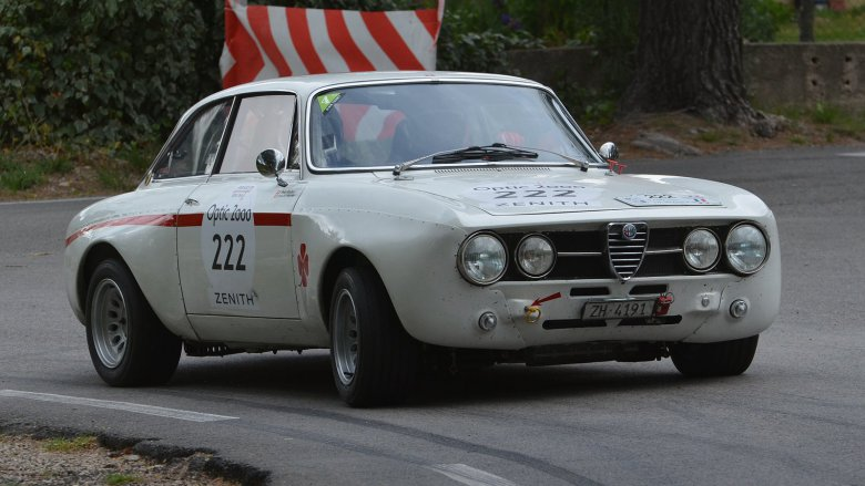 Une Alfa Romeo 1750 GTAM datant de 1970/ Photo d'illustration. / © Jeff/Creative Commons
