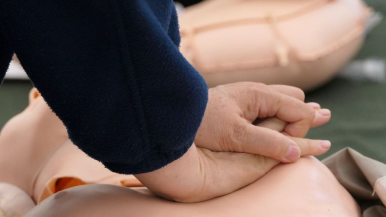 Massage cardiaque / © NZ / France 3 Bourgogne