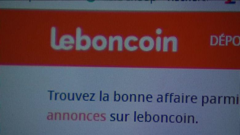 Le site internet le Bon Coin