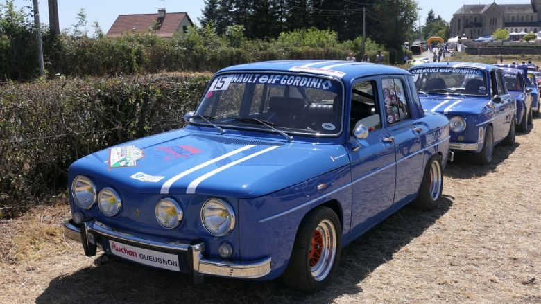 R8 Gordini / © NZ / France 3 Bourgogne