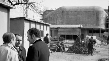 Claude Parent et Paul Virilio / © Patrice Goulet